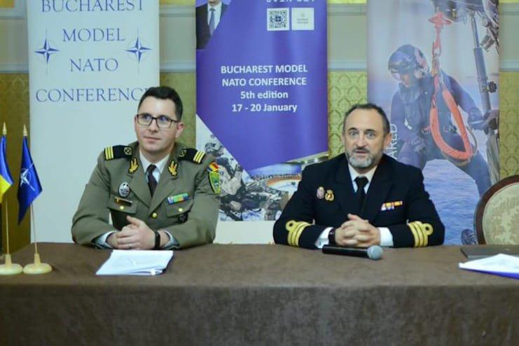 Adrian Murariu Conferinta NATO