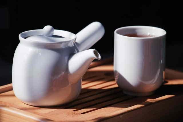 Eticheta la ceai